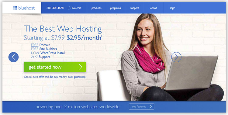 best wordpress hosting services for 2020