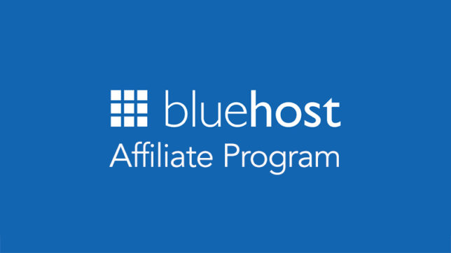 how does bluehost affiliate program work